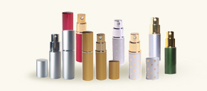 Metal shell refillable atomizer